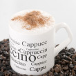 Cappuccino — Stock Photo #9113758