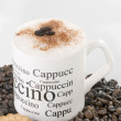 Cappuccino — Stock Photo #9114699