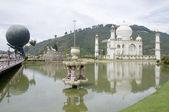 James hertog park paleis in colombia — Stockfoto