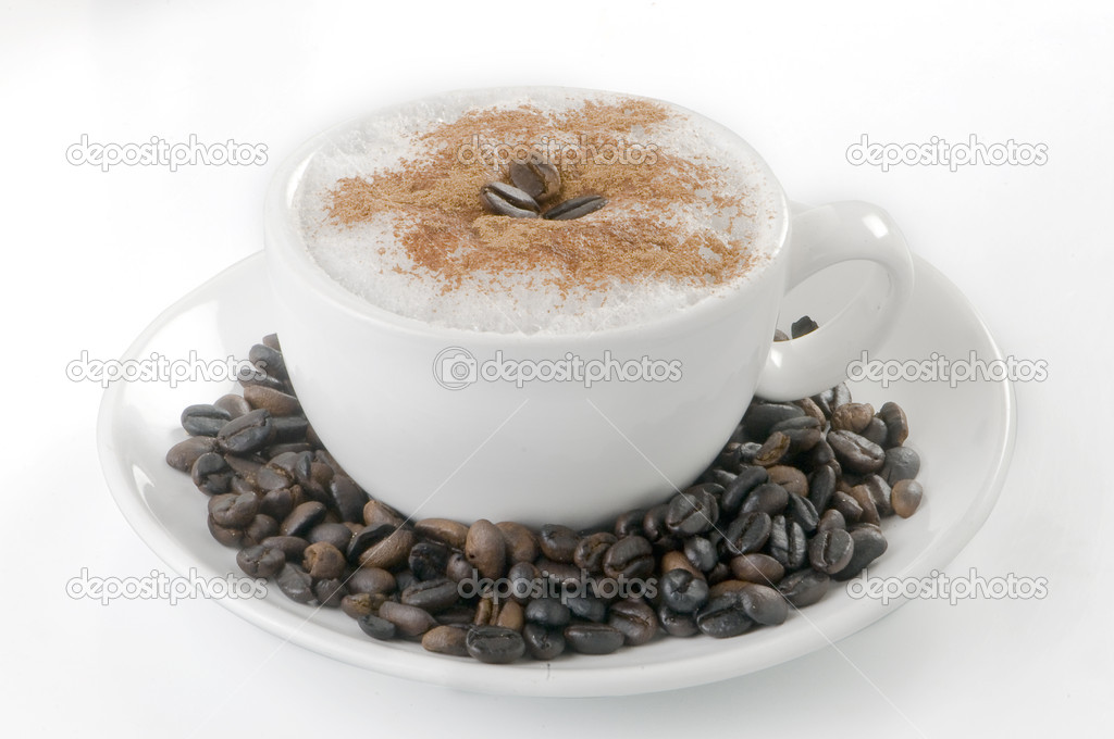 Cappuccino — Stock Photo #9115084