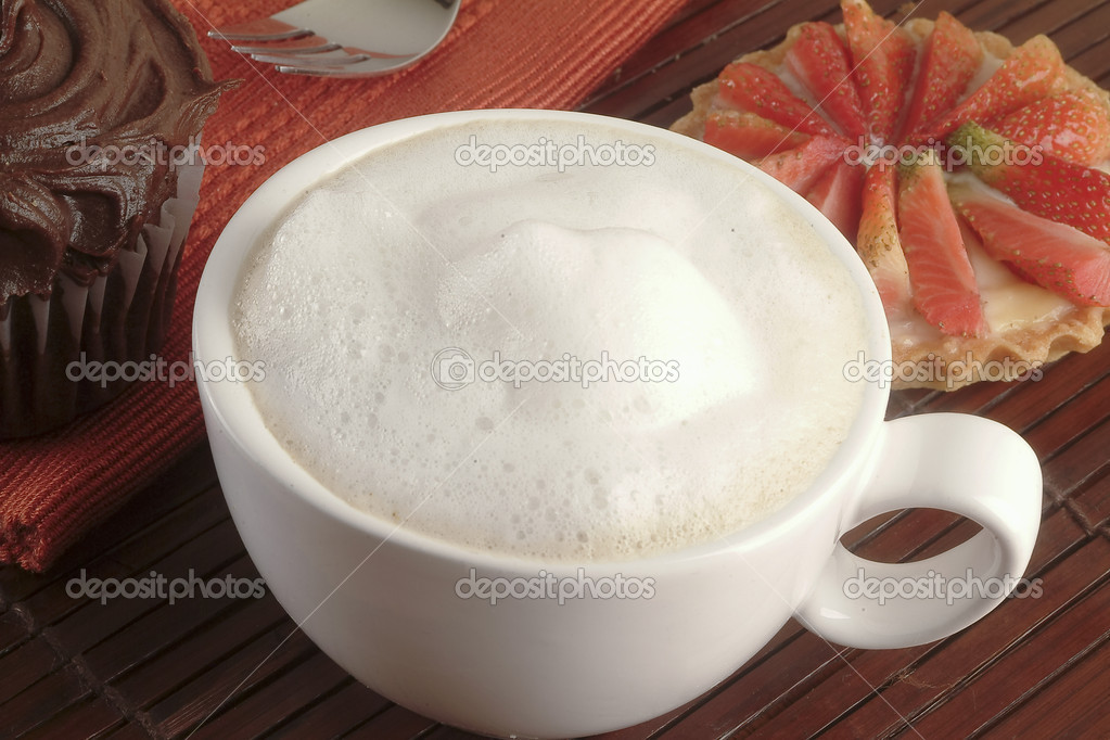Cappuccino — Stock Photo #9124173
