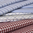 Stock Photo: Fabric colors and stripes