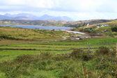 Sahil sahne, connemara — Stok fotoğraf