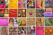 Coleção de acessórios — Foto Stock