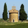Chapel in Tuscany — Photo