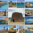 Sightseeing of Sardinia — Stock Photo