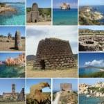 Sightseeing of Sardinia — Stock Photo