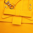 Detail of handbag — Stock Photo