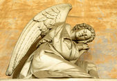 Angelic figure — Stock Photo