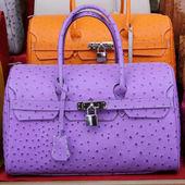 Luxury handbags — Stock Photo