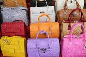 Coleção de bolsas — Foto Stock