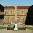 Pitti Palace in Florence — Stock Photo