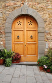 Beeutiful door — Stok fotoğraf
