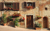 Tuscan style of living — Stock Photo