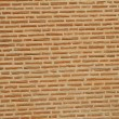 Antique brick wall background — Foto Stock