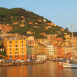 Italian seaside village Camogli — Stock Photo #8508208