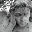 Pensive angelic figure — Stock Photo #8508741