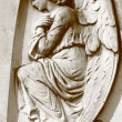 Angelic figure — Stock Photo #8517156