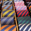 Stock Photo: Ties sale in Italy