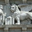 Venetian lion — Stock Photo #8519309