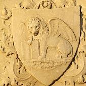 León venecianovenetiaanse leeuw — Foto de Stock