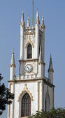 St. Thomas Cathedral in Mumbai — Stock Photo