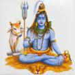 Image of Shiva — Stock Photo