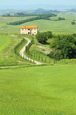 Tuscan idyll — Stock Photo