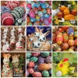 Easter collage — Stock Photo #9333700