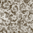 Foto Stock: Damask floral pattern