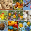 Easter collage — Stock Photo #9381362