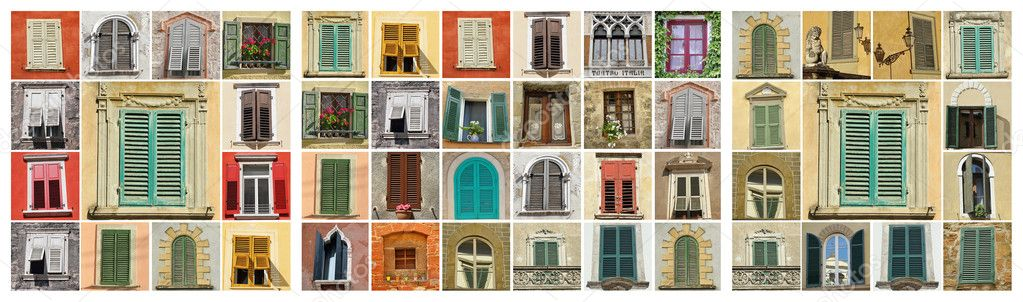 Images from different regions of Italy, Europe  Stock Photo #9451034