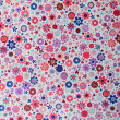 Floral decorative paper — Stock Photo