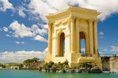 Chateau d'Eau in Montpellier — Stock Photo