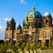 Berliner Dom - evangelical cathedral in Berlin, Germany — Stock Photo #8312094