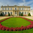 Chateau Branaire-Ducru palace - Stock Photo