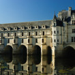Chateau de Chenonceau castle - Stock Photo