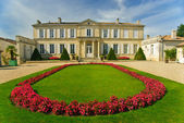 Chateau Branaire-Ducru palace — Stock Photo