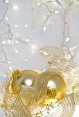 クリスマス ファンタジー背景 — ストック写真