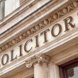 Royalty-Free Stock Photo: Solicitors