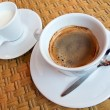 Espresso coffee - Foto de Stock