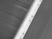 Escalator closeup — Stock Photo