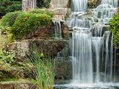 Peaceful waterfall — Stock Photo