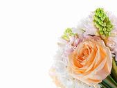 Wedding bouquet background — Stock Photo