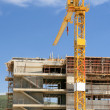 Stock Photo: Constructions site