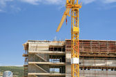 Constructions site — Stock Photo
