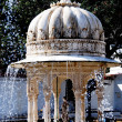 Foto Stock: Fountain in India