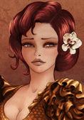 фламенко — Стоковое фото
