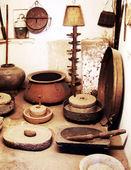 Vecchia cucina — Foto Stock