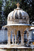 Fountain in India — Stock Photo